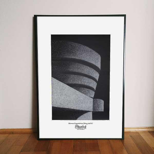 Muzeum Guggenheima / NYC